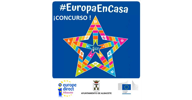 La Diputación Provincial de Albacete se adhiere a las acciones programadas por Red Europe Direct para celebrar el Día de Europa