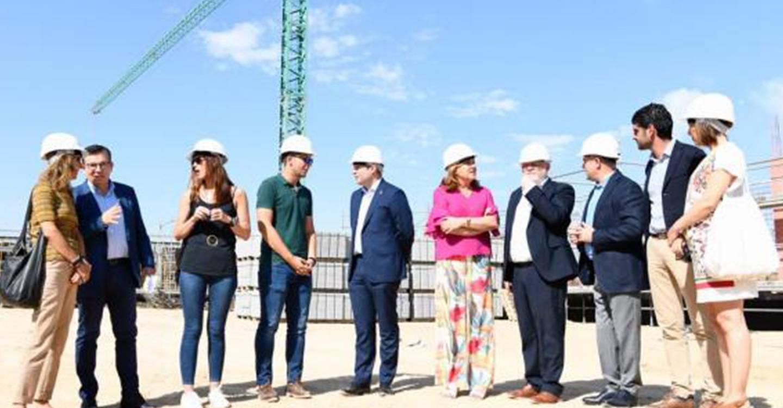 El nuevo Plan de Infraestructuras Educativas 2019-2023 generará alrededor de 900 empleos en la provincia de Albacete a lo largo de esta legislatura
