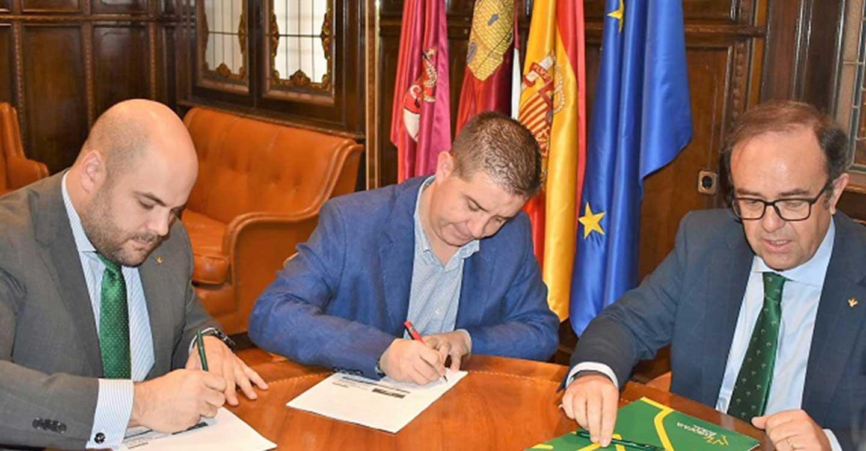 Eurocaja Rural suscribe una operación de tesorería con la Diputación Provincial de Albacete