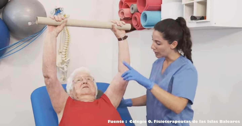 La Fisioterapia geriátrica ayuda al manejo del dolor en las personas mayores