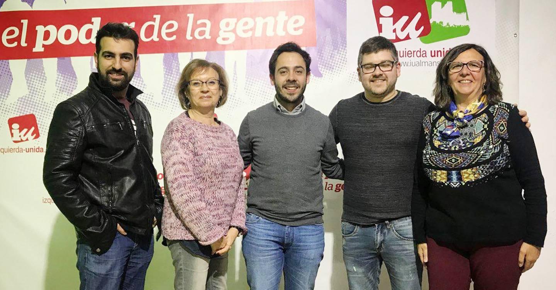 """Fran Casamayor: """"Ser español es defender servicios públicos como la sanidad y la educación"""""""