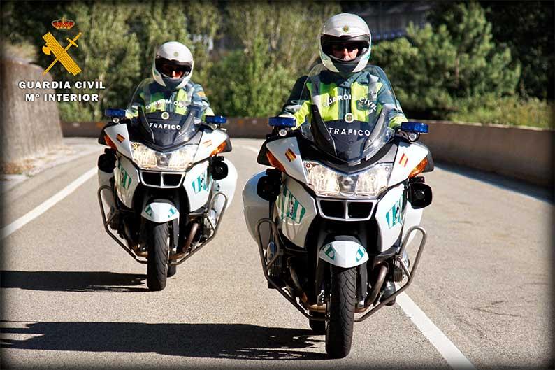 La Guardia Civil de Albacete detiene a una persona por atentar contra un agente de la Guardia Civil de Tráfico