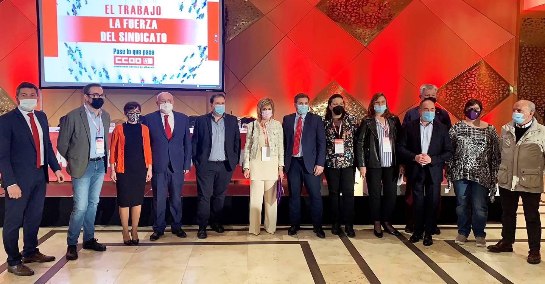 El Gobierno de Castilla-La Mancha pone en valor el papel de agentes sociales para afrontar la recuperación social y económica