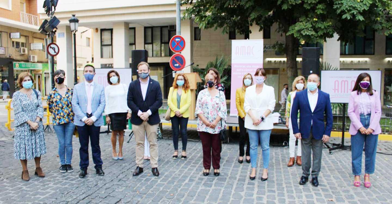 El Gobierno de Castilla-La Mancha destaca la labor impagable de AMAC para ayudar a superar el cáncer e impulsar la prevención