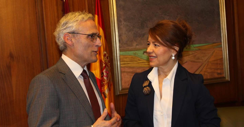 El Gobierno de Castilla-La Mancha y la Fiscalía regional avanzan en el desarrollo de la Ley de Protección y Apoyo Garantizado