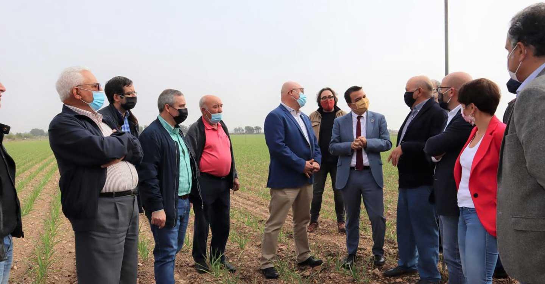 El Gobierno de Castilla-La Mancha fomenta la agricultura social con ayudas de más de 43 millones de euros para modernizar el regadío de 59 comunidades de regantes
