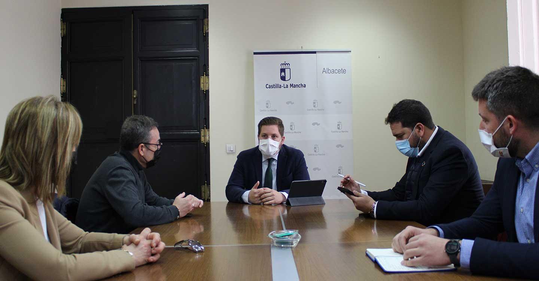 El Gobierno de Castilla-La Mancha incide en la importancia del diálogo social en el marco del proyecto ALMA del Acuerdo por la Logística y la Movilidad de Albacete
