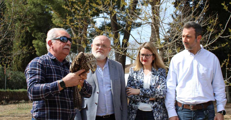 El Gobierno regional destaca el papel de los profesionales de los centros provinciales de recuperación de la fauna en el desarrollo de los planes de conservación de especies protegidas