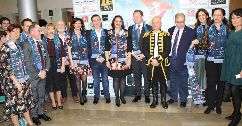 El Gobierno regional reconoce el prestigio del Festival Internacional del Circo y la singularidad de su espacio escénico en los Premios Cirquijote