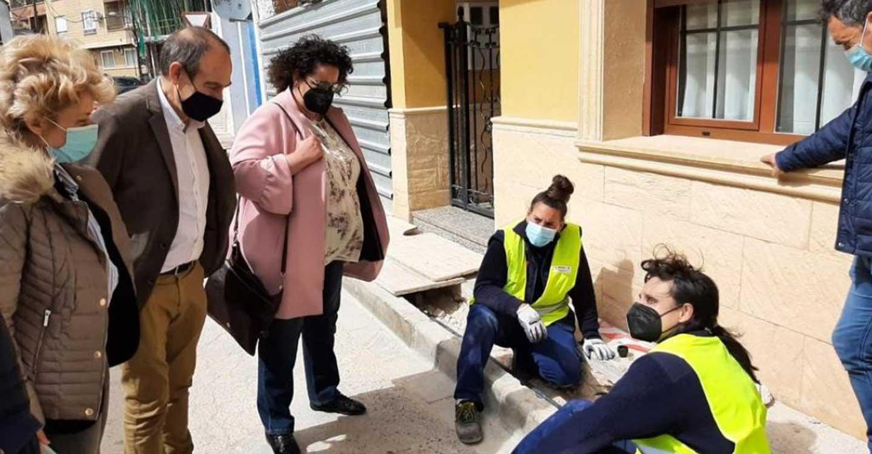 El Gobierno de Castilla-La Mancha subraya su compromiso con la cualificación de personas desempleadas como puerta de acceso al mercado laboral