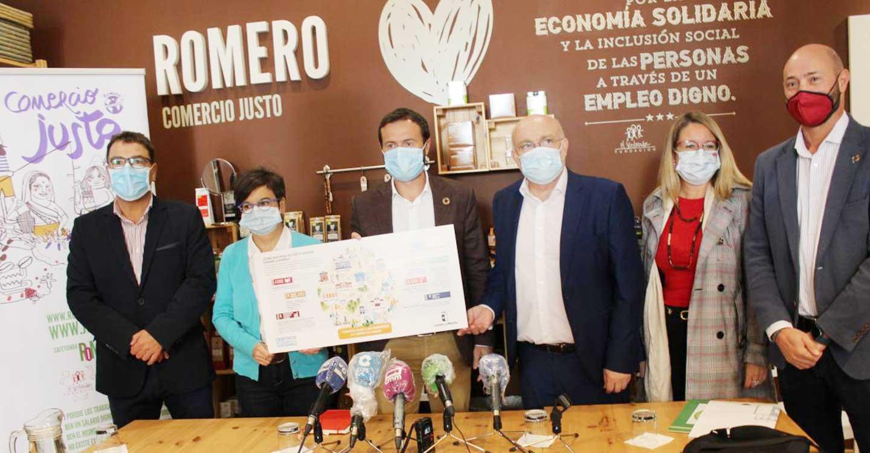 El Gobierno de Castilla-La Mancha lanza una campaña de sensibilización ciudadana para promover la importancia del comercio justo y el consumo responsable en la región