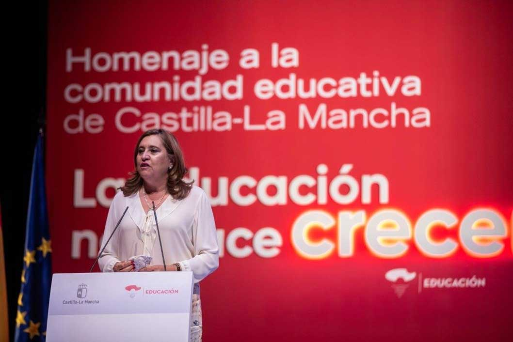 """El Gobierno de Castilla-La Mancha destaca que, gracias al compromiso de la comunidad educativa, """"la educación ha vencido al virus en las aulas"""""""