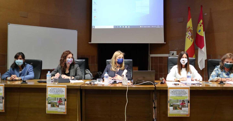 El Gobierno de Castilla-La Mancha impulsa políticas de igualdad para garantizar el futuro de los pueblos