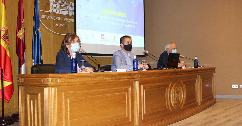 El Gobierno de Castilla-La Mancha impulsa prácticas innovadoras en la intervención social de los profesionales de los servicios sociales