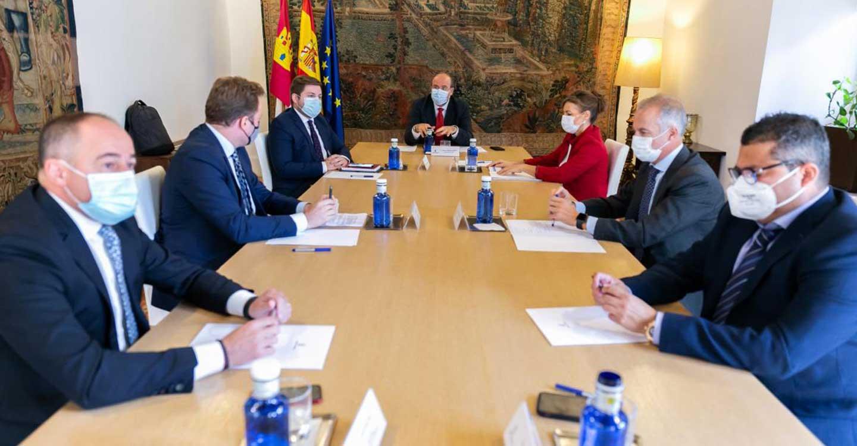El Gobierno regional presentará el proyecto del complejo residencial y de investigación de Albacete a los fondos 'Next Generation UE'
