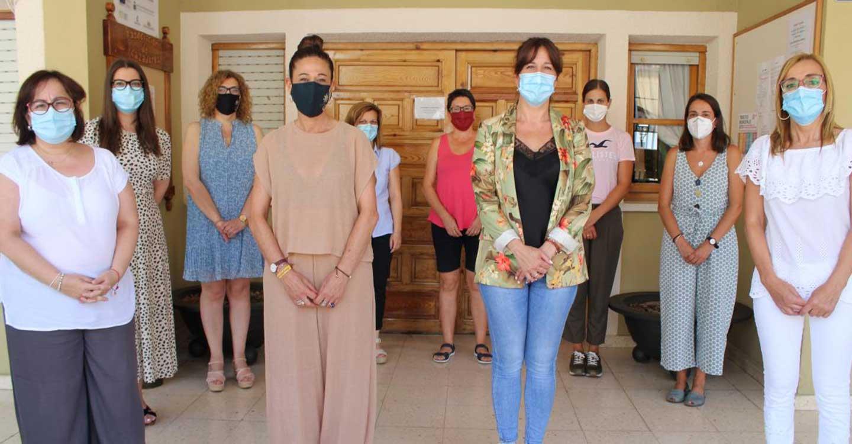 El Gobierno regional destaca el trabajo que realizan los centros de la mujer en los entornos rurales