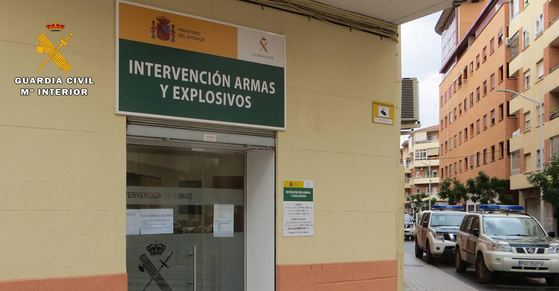 La Guardia Civil de Albacete inicia de forma gradual la atención personalizada en las intervenciones de armas de su provincia