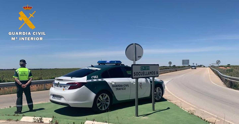 La Guardia Civil investiga al conductor de un turismo superando ampliamente los límites de velocidad