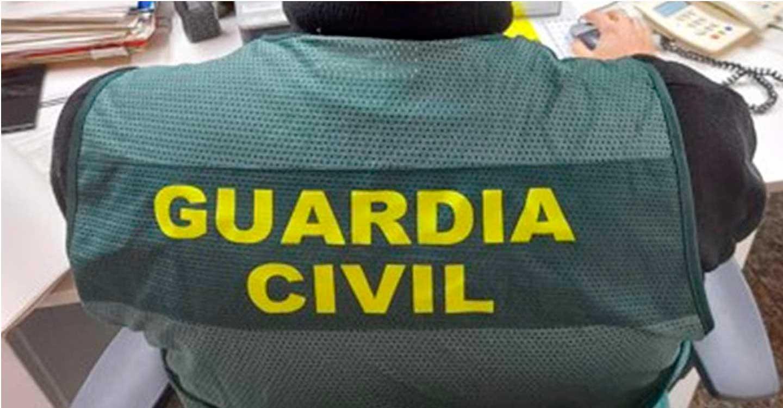 La Guardia Civil detiene a dos personas por la comisión de diez hechos delictivos cometidos en los términos municipales de Ayna y Liétor