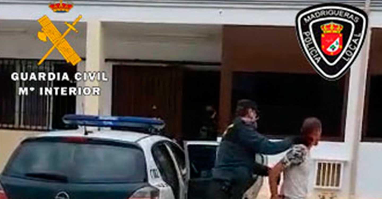 La Guardia Civil de Madrigueras detiene a una persona por incumplir de forma reiterada las medidas de confinamiento por el estado de alarma