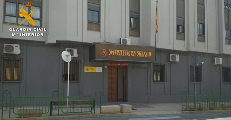 La Guardia Civil de Villarrobledo esclarece 15 delitos de robo en casas de campo ubicadas en el término municipal de Villarrobledo