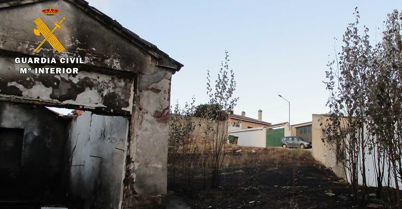 La Guardia Civil de Alcaraz investiga a dos personas por unos hechos vandálicos ocurridos en la localidad de Villapalacios