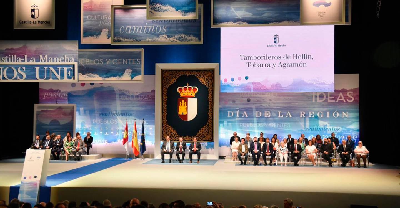 Hernando afirma que este Día de Castilla-La Mancha