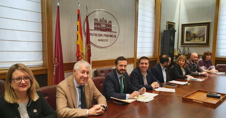 El Gobierno de Castilla-La Mancha pone a disposición de la provincia de Albacete 5,5 millones de euros para impulsar su transición energética