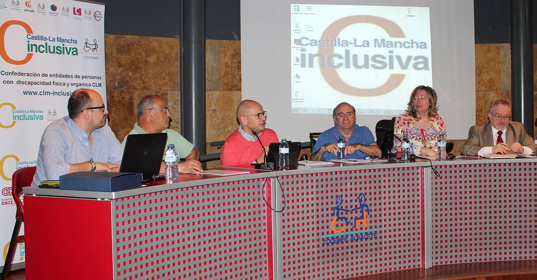 La Confederación Regional CLM Inclusiva continúa su labor de vertebración de las entidades de discapacidad física y orgánica y la recuperación de los servicios de apoyo a las personas y entidades del colectivo con el respaldo unánime de sus miembros
