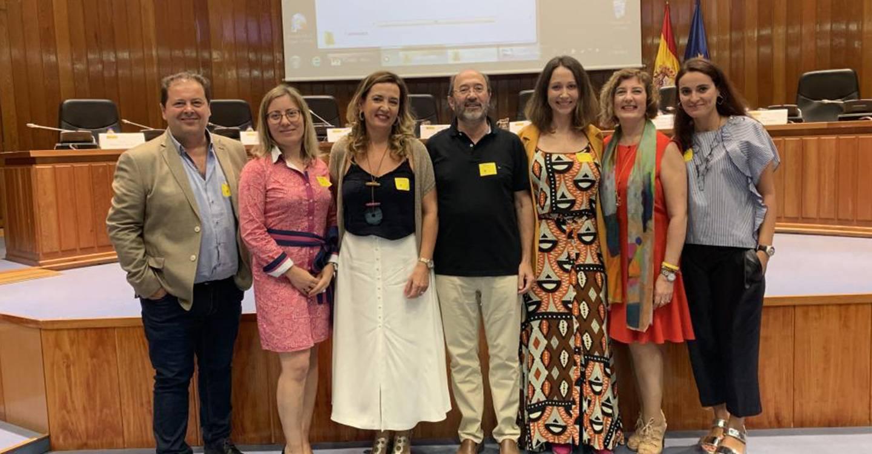 La Gerencia de Atención Integrada de Albacete recibe un premio nacional por la implantación de la Guía de Buenas Prácticas Clínicas en prevención de caídas