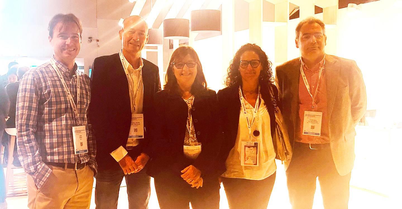 La Gerencia de Atención Integrada de Hellín presenta su proyecto 'Paseos que curan' en el Congreso Nacional de Hospitales