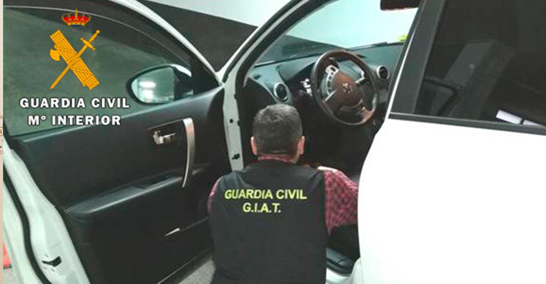 La Guardia Civil investiga a cinco personas por manipular el kilometraje real de vehículos de segunda mano