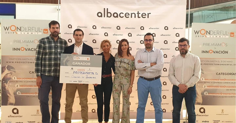 La Startup de Albacete 'Proteinsecta', ganadora de la Tercera Edición del Concurso de Innovación Wonderful