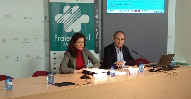 La viceconsejera de Empleo, Diálogo Social y Bienestar Laboral destaca el compromiso del Gobierno regional con la seguridad en el trabajo