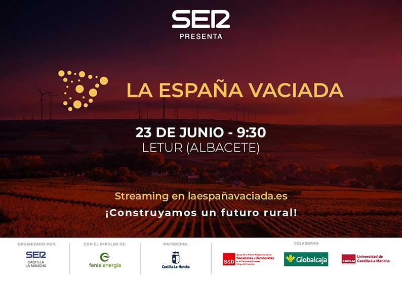 Letur acoge el Foro «La España Vaciada» de la SER