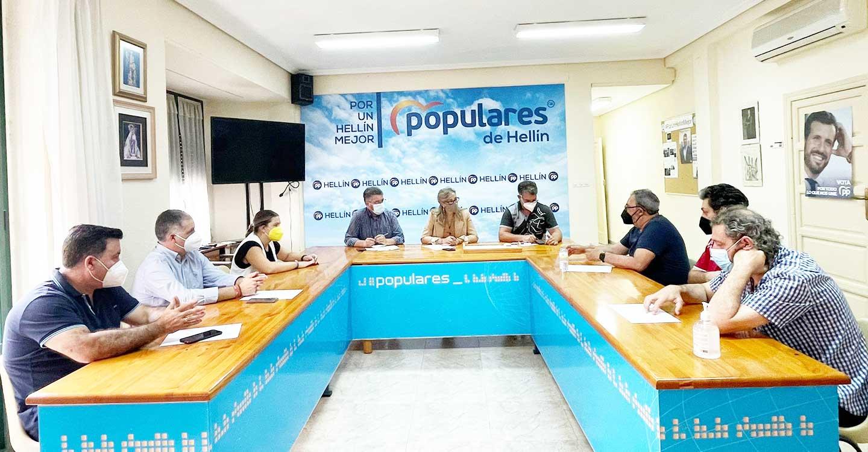 Lola Merino espera el respaldo de García-Page a la iniciativa de Paco Núnez para no interrumpir la línea ferroviaria Chinchilla-Cartagena a su paso por Hellín