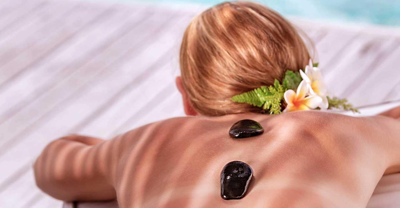Los masajes en playas ponen en riesgo la salud