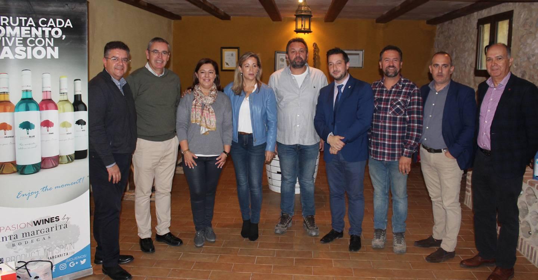 """Merino: """"Los agricultores españoles y de C-LM no pueden dejar la defensa de la PAC en manos del PSOE, ni de cualquier partido"""""""