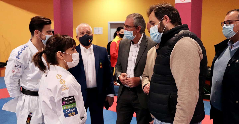 Núñez pide a Page que no vuelva a vetar hablar del deporte en el pleno de las Cortes y avanza que el PP llevará un debate sobre la defensa del sector el próximo jueves