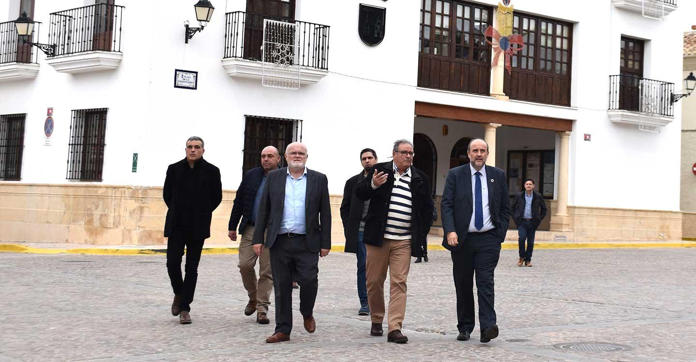 El Gobierno regional ha destinado más de 20,5 millones de euros para fomentar la inversión de empresas en municipios integrados en zonas ITI