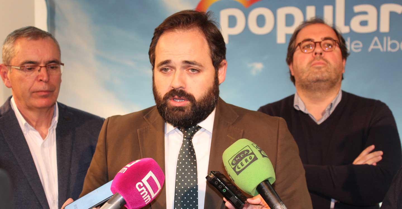 """Paco Núñez afirma que """"la unidad del centro derecha es fundamental para responder a un PSOE que nos lleva a la deriva económica y pone en riesgo la unidad de España"""""""
