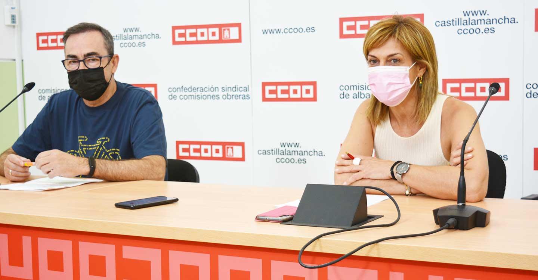 CCOO estará presente en las comisiones de seguimiento a la Agenda 2030 en cada provincia con el reto de  cambiar el tipo de empleo que se genera en la región