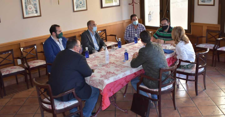 El PP-CLM traslada su apoyo a la Asociación de Vendedores Ambulantes de la región y exige a García-Page medidas de apoyo al sector