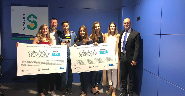 Presentada en Albacete la primera Guía de Atención Integral al Niño Ostomizado, que mejorará los cuidados de un millar de menores en toda España