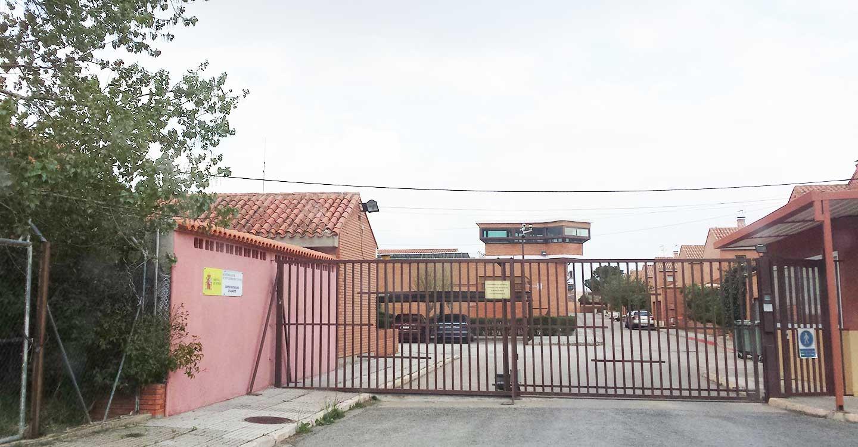 CCOO y Acaip-UGT Albacete piden el cese inmediato del director de la prisión de la Torrecica tras no confinar el taller productivo ante un positivo COVID