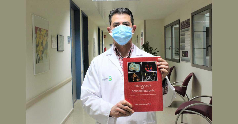 Profesionales de las cuatro Gerencias de Atención Integrada de la provincia de Albacete publican un manual sobre protocolos de Ecocardiografía