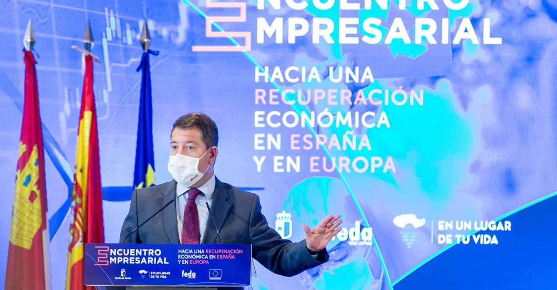 García-Page anuncia la puesta en marcha del Programa ´Garantía+52´ que dará cobertura a más de un millar de desempleados en la región