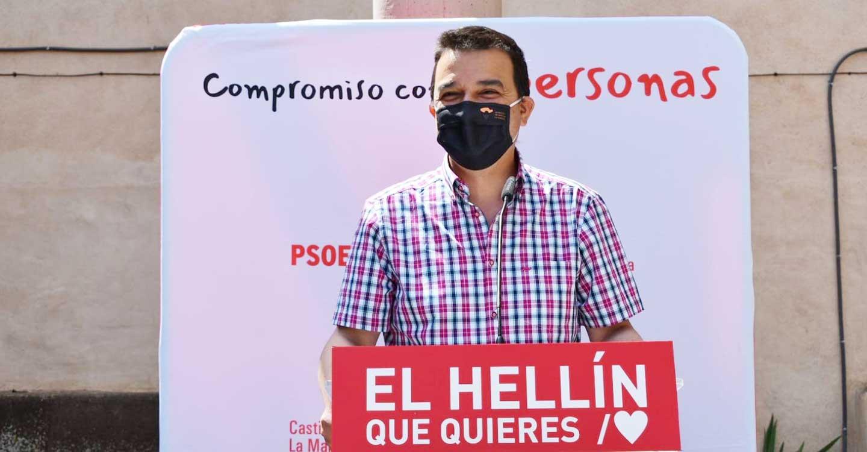 """Martínez Arroyo subraya """"la incoherencia"""" del PP en materia del agua en Castilla-La Mancha"""