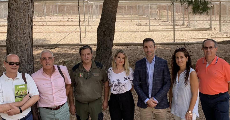 318.000 euros para la recuperación de la perdiz roja esteparia hasta 2021