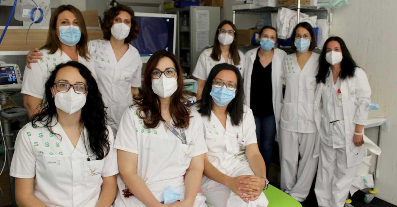 El Gobierno de Castilla-La Mancha renueva el área de endoscopias del Hospital de Villarrobledo con un moderno equipamiento valorado en más de 185.000 euros
